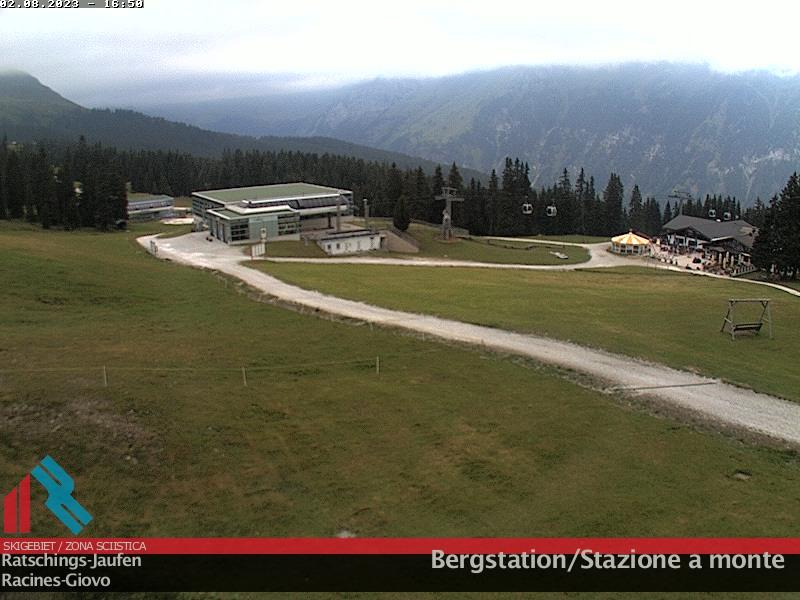 Webcam Racines - Passo Giovo
